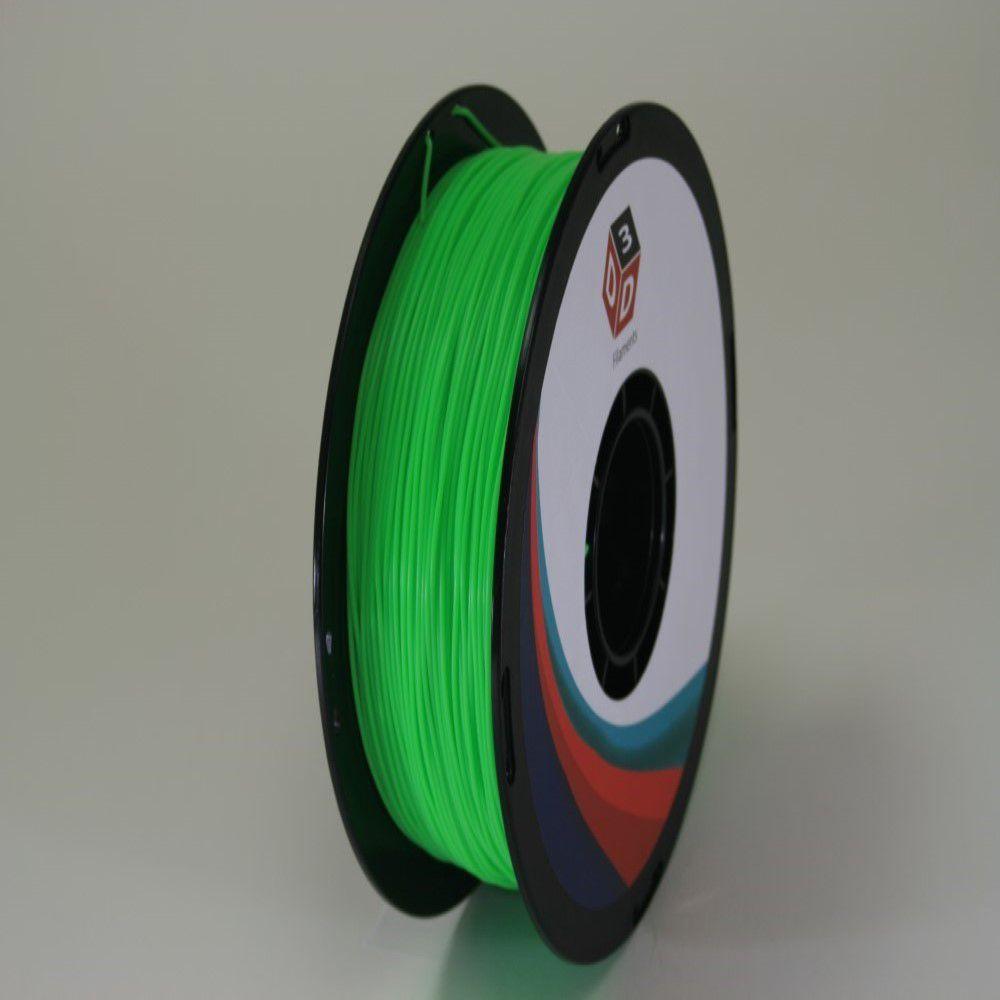 D3D 3D Printer PLA Filament -Light Green