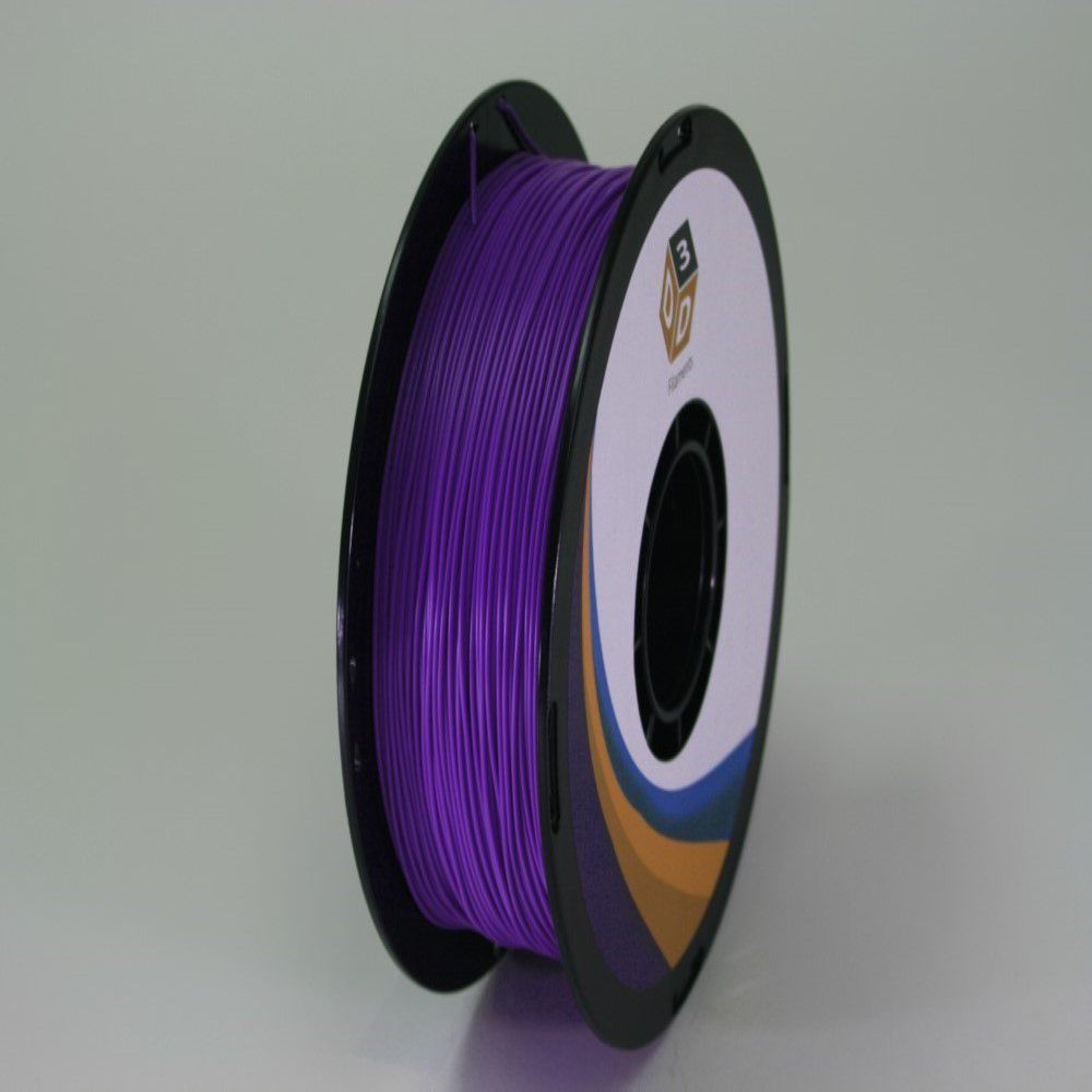 D3D 3D Printer PLA Filament -Light Purple