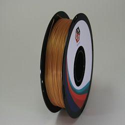 D3D 3D Printer PLA Filament -Gold