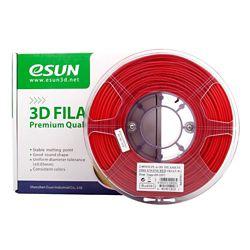 ESUN 3D  PLA+ Filament -Fire Engine Red