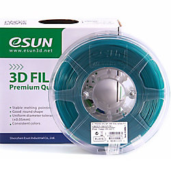 ESUN 3D  PLA+ Filament -Green