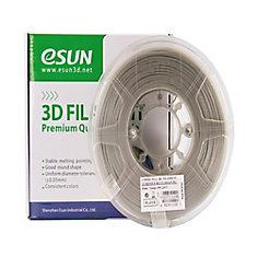 3D  ESUN PLA+ Filament -Glow in Dark Blue