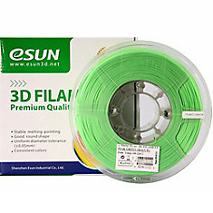 3D ESUN PLA+ Filament -Peak Green