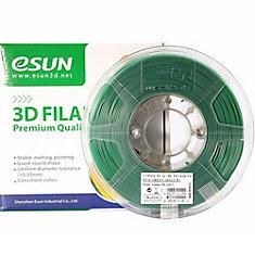 3D ESUN PLA+ Filament -Pine Green