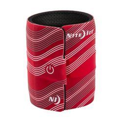 Nite Ize SlapLit LED Drink Wrap in Red
