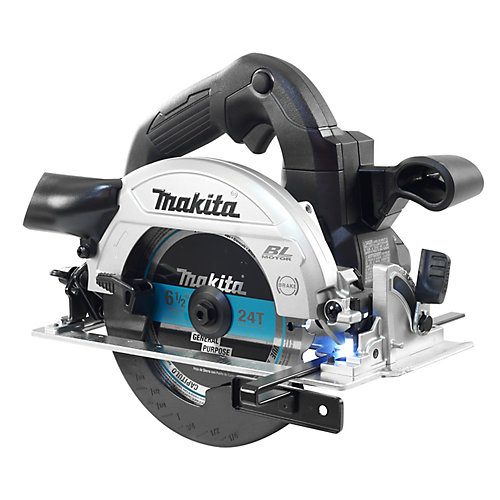 18V LXT Brushless 6-1/2 inch Circular Saw, Black (Tool Only)