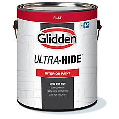 Ultra-Hide Interior Flat White 3.78 L