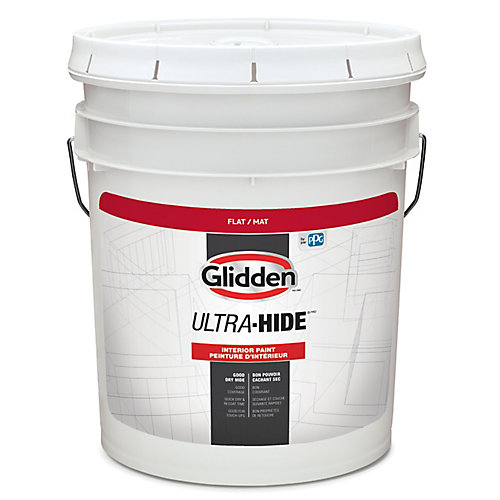 Ultra-Hide Interior Flat White 18.9 L