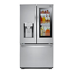 36-inch 22 cu. ft. French Door Refrigerator in Stainless Steel, Counter-Depth, ENERGY STAR