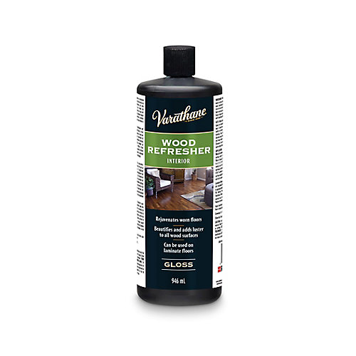 Wood Refresher For Interior In Gloss Wood, 946 Ml