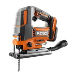 RIDGID 18V OCTANE Cordless Brushless Jig Saw (Tool Only)