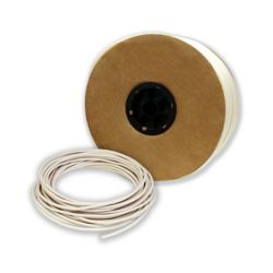 Warm Tiles 240 VAC DMC Electric Floor Warming Cable for Uncoupling Membrane: 1.6 amps, 31-37 sq. ft. area