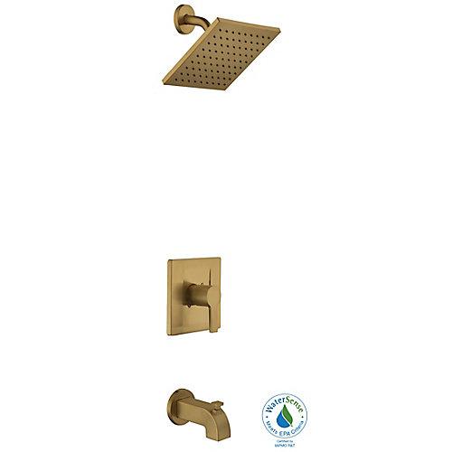 Modern Robinet pour baignoire et douche à une manette et 1jet
