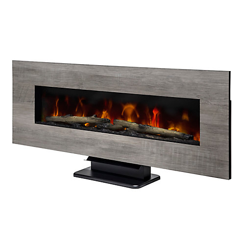 Beloye 48-inch Reversible Wall Mount Electric Fireplace