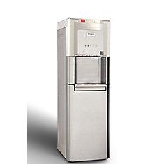 SS - Refroidisseur d'eau par le bas - Nettoyage automatique avec lumières DEL