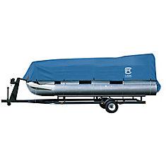 Stellex Pontoon Boat Cover, Fits Pontoon Boats 17 ft. - 20 ft. L x 102 inch W