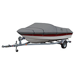 Classic Accessories Lunex RS-1 Boat Cover, Fits Boats 22 ft. - 24 ft. L x 116 inch W