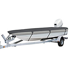 Orion Deluxe Boat Cover, Fits Boats 14 ft. - 16 ft. L x 75 inch W