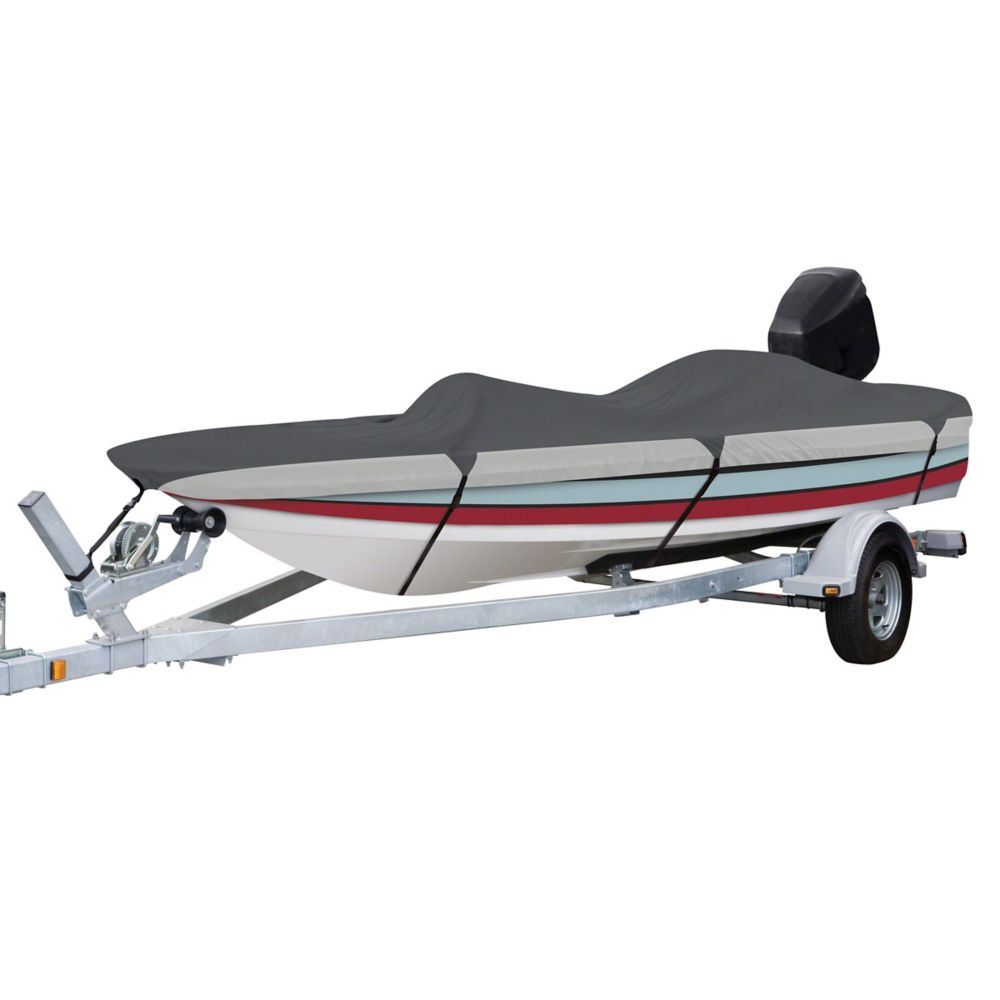 Classic Accessories Orion Deluxe Boat Cover, Fits Boats 14 ft. - 16 ft. L x 90 inch W