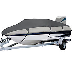 Orion Deluxe Boat Cover, Fits Boats 17 ft. - 19 ft. L x 102 inch W