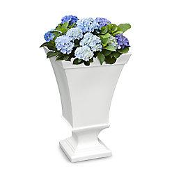 Mayne jardinière vienna 63.5cm - blanc