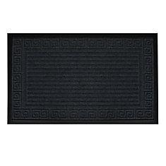 30-inch x 18-inch Linear Decorative Mat