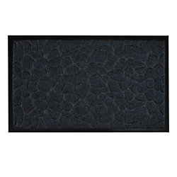 Floor Choice 30-inch x 18-inch Rocky Road Decorative Mat