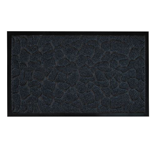 Floor Choice 30-inch x 18-inch Rocky Road Decorative Mat