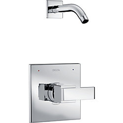 Ara Monitor 14 Series Shower Trim - Less Shower Head, Chrome