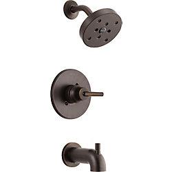 Trinsic 14 Series MultiChoice Tub and Shower Trim, Venetian Bronze