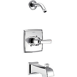Ashlyn Monitor 14 Series Tub and Shower Trim - Less Shower Head, Chrome