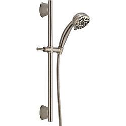 Delta Slide Bar Hand Shower, Stainless Steel