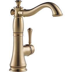 Cassidy Single Handle Bar/Prep Faucet, Champagne Bronze