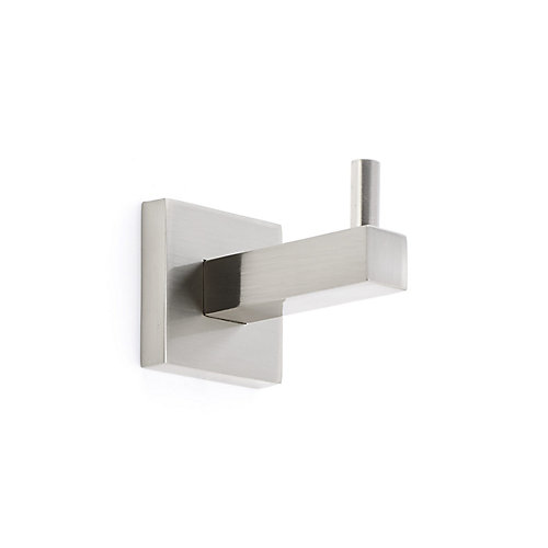Bathroom Hook - Palisades Collection Brushed Nickel