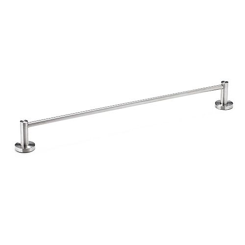 Nystrom Towel Bar - Bridgeport Collection - 21 1/2 in (546 mm)- Brushed Stainless Steel