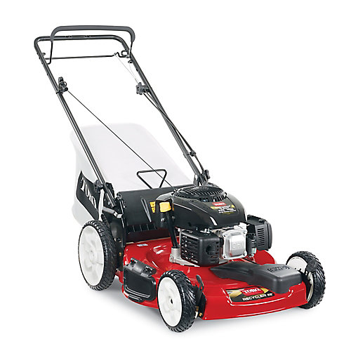 Recycler 22 in. High Wheel Front Wheel Drive Self-Propelled Gas Lawn Mower with Kohler Engine
