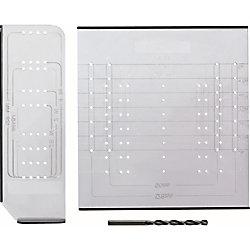 Liberty Modèle d'installation de fournitures d'armoire Align Right