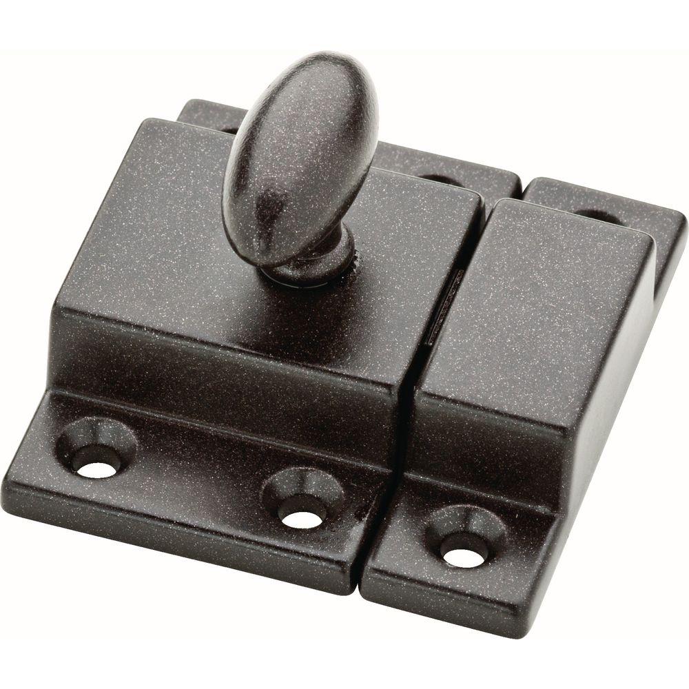 Liberty 2 inch Cocoa Bronze Matchbox Door Latch
