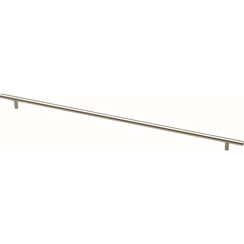 Liberty P02123-SS-C Bauhaus 21-3/7 inch (544mm) Stainless Steel Bar Cabinet Pull