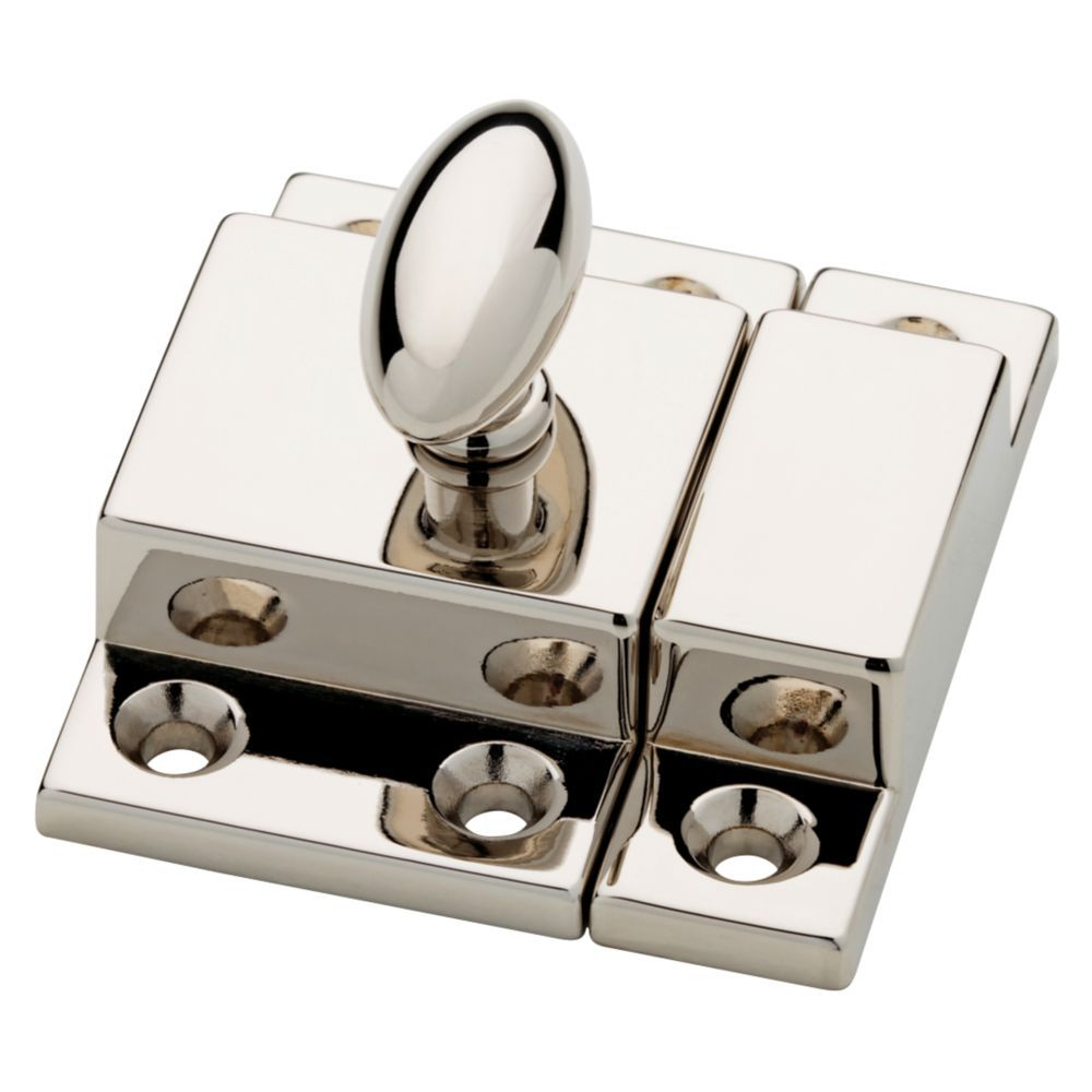 Liberty 2 inch Pearl Nickel Matchbox Door Latch