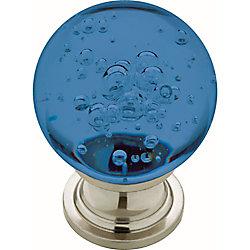 Liberty 1-3/16 inch Bubble Glass Knob