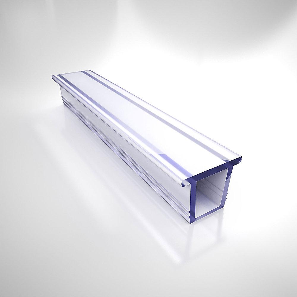 R1009-12, Vinyle Translucide Insérer, 77.15 cm. Longueur, pour 0.95 cm. Porte de Douche