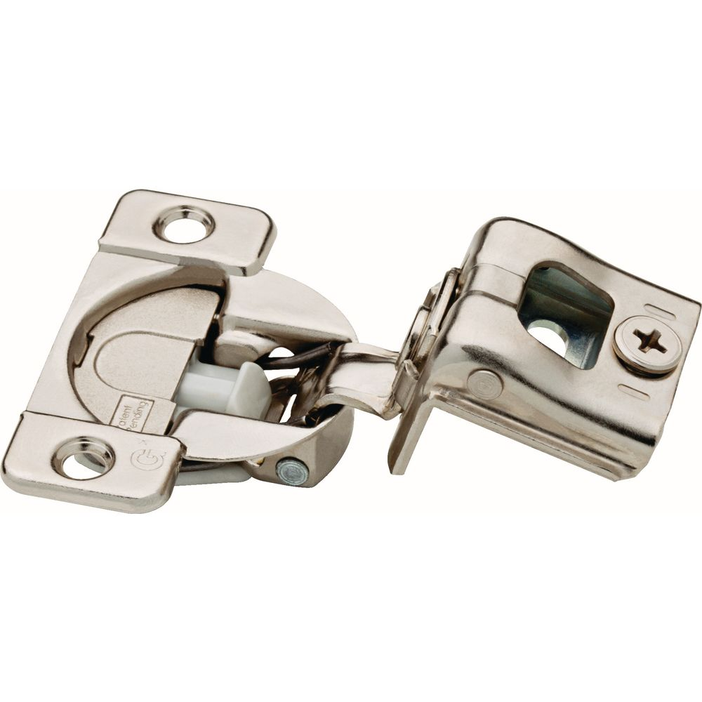 Liberty 35mm 105-Degree 1-1/4 inch Soft Close Overlay Hinge (10-Pack)