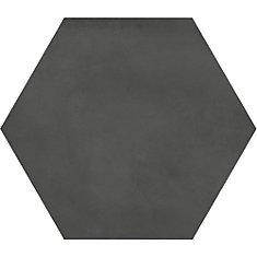 Artisano Onix Hexagon 7-inch x 8-inch High Definition Matte Porcelain Tile (2.8 sq. ft. / Case)