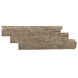 Novik NovikStone DS - Dry Stack Stone in Brownstone (25.18 Square Feet / Box)