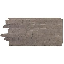 Novik NovikStone SK - Stacked Stone in Smoke Gray (49.32 Square Feet / Box)
