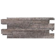 Stone PHC - Pierre taillée à la main de première qualité en gris ombré (46 pi2 / boîte)