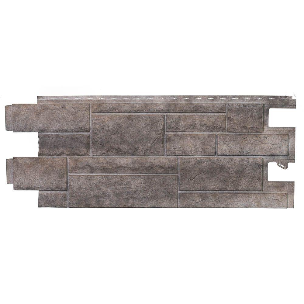 Novik NovikStone PHC - Premium Hand-Cut Stone in Shadow Gray (46 Square Feet / Box)