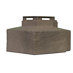Novik Ledge - Premium Ledge in Weathered Blend - Corner (4 corners / Box)