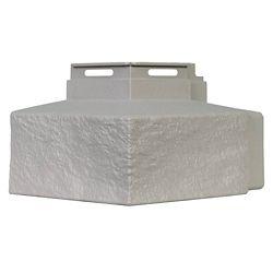 Novik Ledge - Premium Ledge in Mortar Gray - Corner (4 corners / Box)